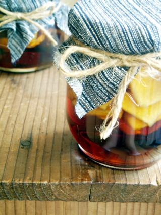 かりんのメープルシロップ漬け01