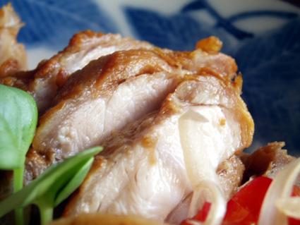 鶏肉と蓮根のサッパリ甘酢漬け03