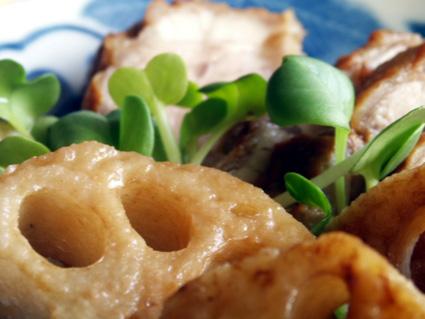 鶏肉と蓮根のサッパリ甘酢漬け04