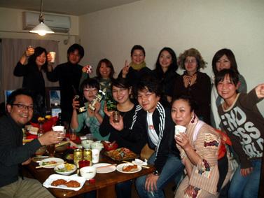 2008年忘年会01