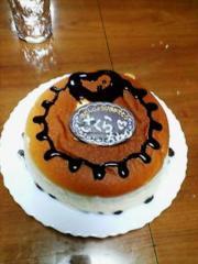 さくら12歳誕生日ケーキ