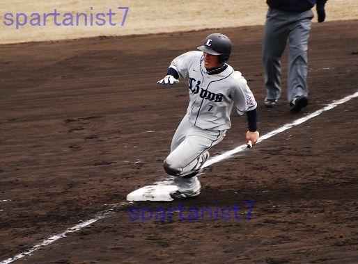 片岡 三塁