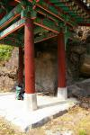 太和四年銘磨崖仏(Jingcheon郡Chopyong面)