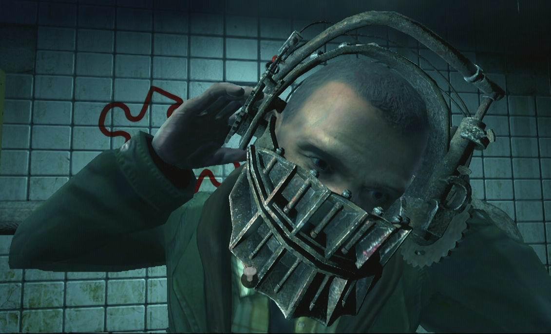 video juego miedo: