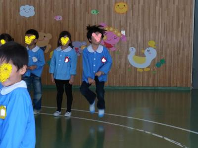 おわかれかい幼稚園1