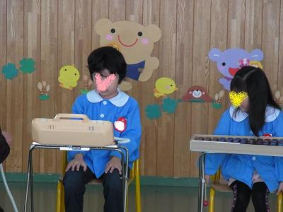おわかれかい幼稚園2