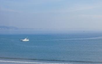 春色の海1