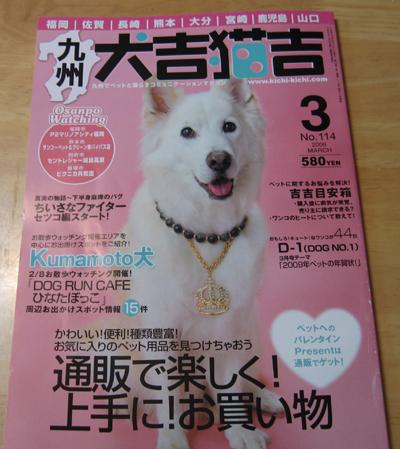 犬吉猫吉表紙