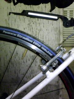 20081129パナレーサーストラディアスエリートタイヤ