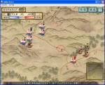 上杉軍と野戦