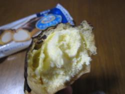 チョコエクレアカスタード味アイス