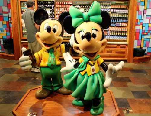 2011/11/25-12/1*WDWレポ ~1日目~7