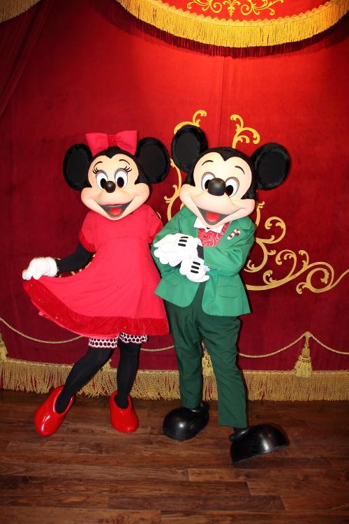 2011/11/25-12/1*WDWレポ ~3日目・2ミッキーのベリーメリークリスマスパーティー~7