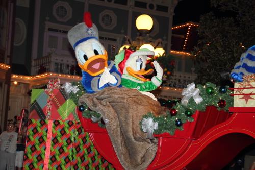 2011/11/25-12/1*WDWレポ ~3日目・2ミッキーのベリーメリークリスマスパーティー~9