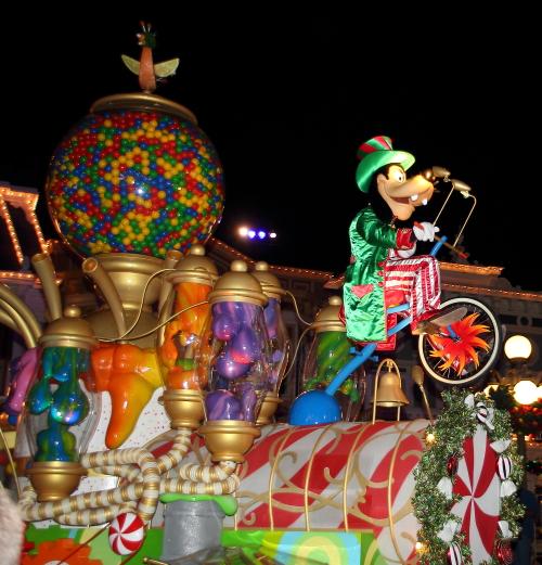 2011/11/25-12/1*WDWレポ ~3日目・2ミッキーのベリーメリークリスマスパーティー~11
