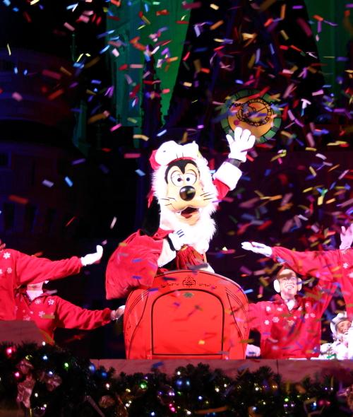 2011/11/25-12/1*WDWレポ ~3日目・2ミッキーのベリーメリークリスマスパーティー~14