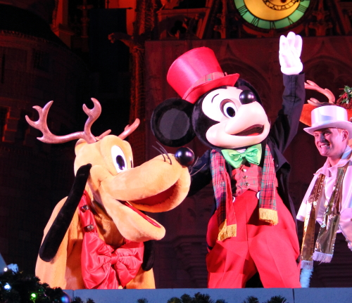 2011/11/25-12/1*WDWレポ ~3日目・2ミッキーのベリーメリークリスマスパーティー~21