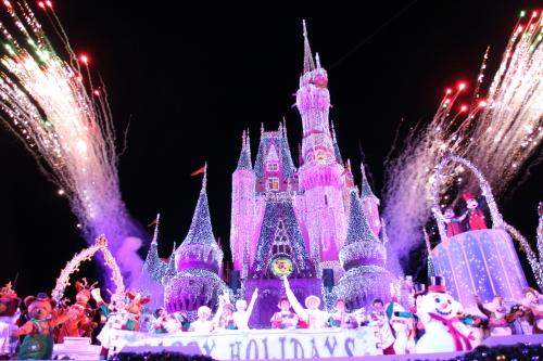 2011/11/25-12/1*WDWレポ ~3日目・2ミッキーのベリーメリークリスマスパーティー~22