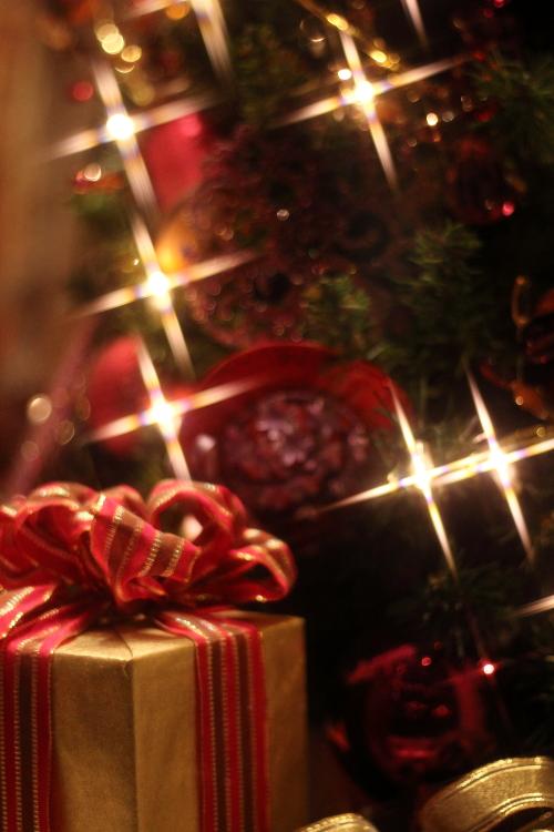 クロスフィルターで撮ったクリスマスの風景☆2