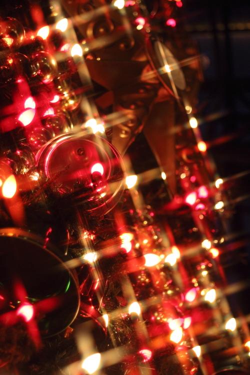クロスフィルターで撮ったクリスマスの風景☆3