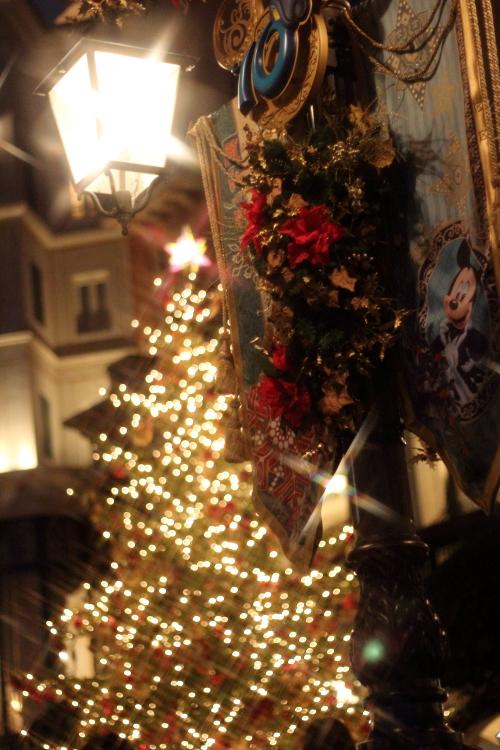 クロスフィルターで撮ったクリスマスの風景☆7