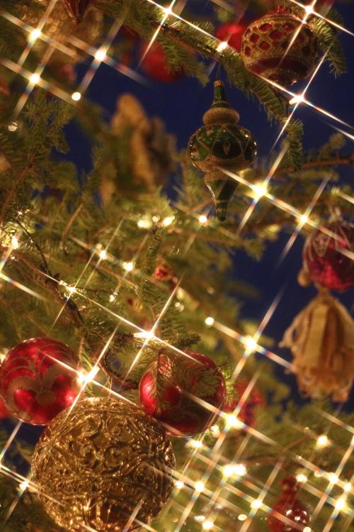 クロスフィルターで撮ったクリスマスの風景☆8