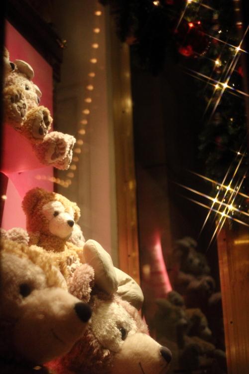 クロスフィルターで撮ったクリスマスの風景☆11