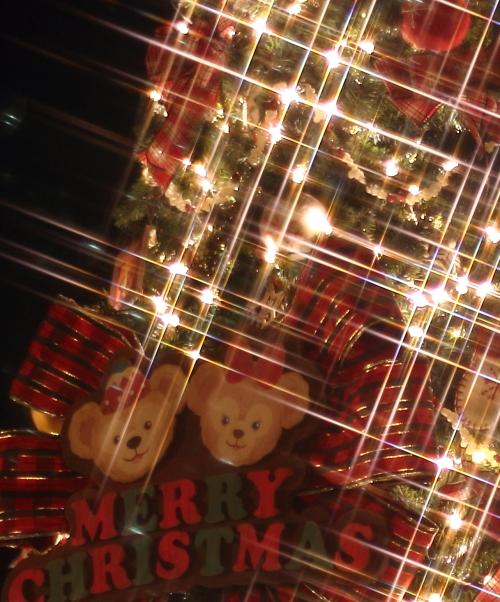 クロスフィルターで撮ったクリスマスの風景☆16