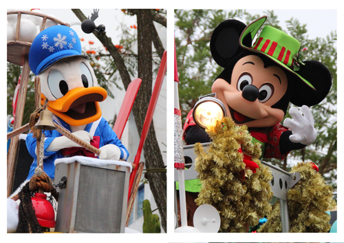 2011/11/25-12/1*WDWレポ ~4日目~7