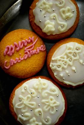 アイシングクッキー 3