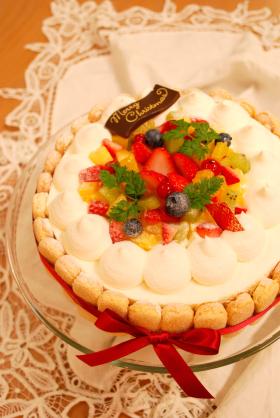 christmasケーキ