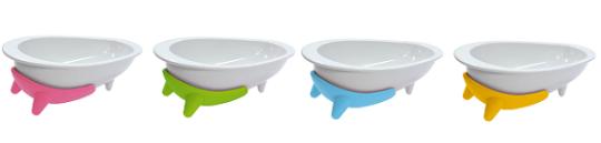 陶器の器部分が、透明な耐熱ガラス構造のものもあるそうです。耐熱ガラスの方が価格は安かった。