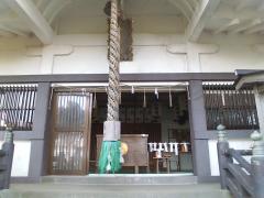 日の峰神社