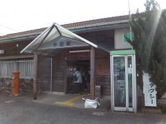 中田駅21日