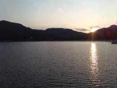 大御子夕陽25日