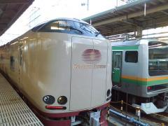 サンライズ東京駅
