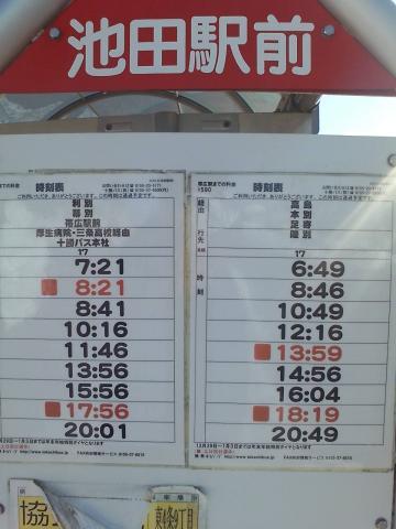 0124池田駅④
