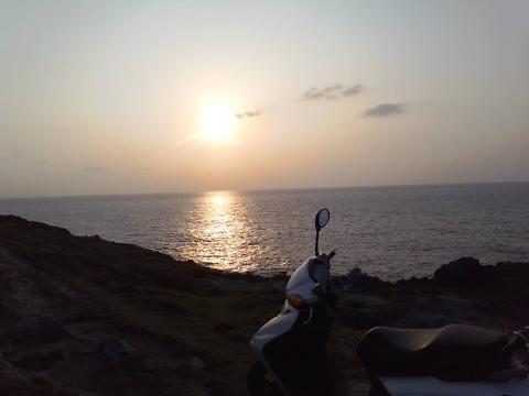 0513夕陽①