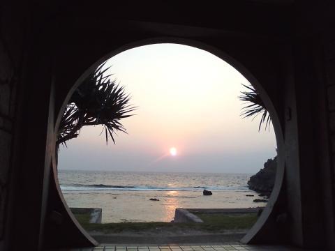 0530夕陽