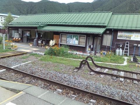 0907信濃川上駅