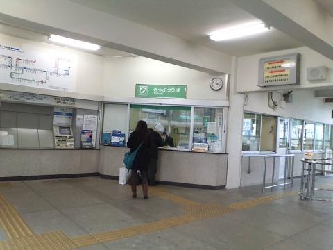 100110竹原駅内