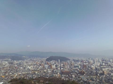 100222松山城