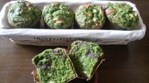 抹茶Muffin