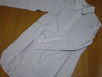 NINEストライプシャツ