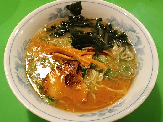 万楽麺(並)