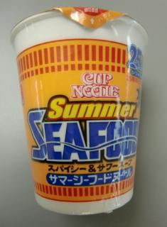 Summer SEA FOOD(日新食品)