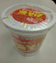 金ちゃん焼そば(徳島製粉)