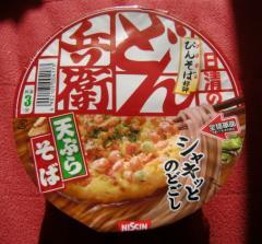 どん兵衛[天ぷらそば](日清食品)