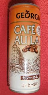 GEORGIA CAFE AU LAIT(コカ・コーラ)