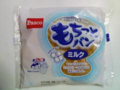 もちっとパン[ミルク](Pasco)